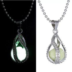 Jewelry - 🔆Glow🔆In The Dark Mermaid Sea Pearl Necklace