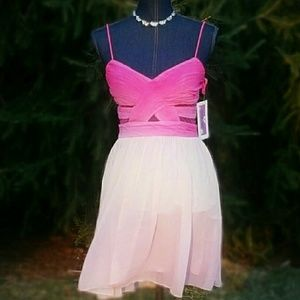Hailey Logan Dresses & Skirts - 30%/2-NWT Hailey Logan 7/8 Pink Formal Party Dress