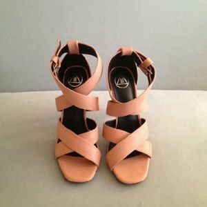 Missguided Strappy Heels