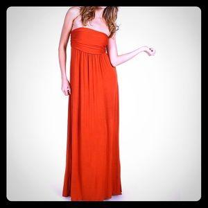 Gabriella Rocha Dresses & Skirts - Gabriella Rocha Red Maxi Dress