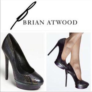 B by Bryan Atwood Fontanne pump
