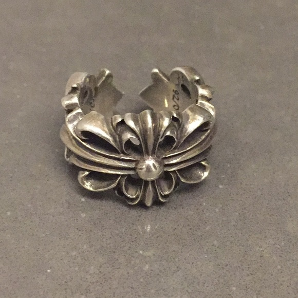 468f624c29af Chrome Hearts Other - Chrome Hearts Ring size 6