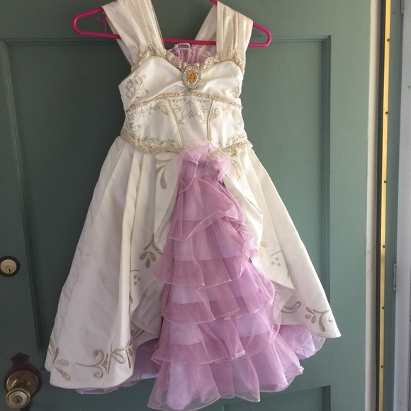 215ea275a7be61 Disney Other - Rapunzel limited edition wedding dress