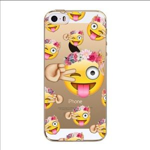 Accessories - 💫Emoji Phone Case for iPhone💫