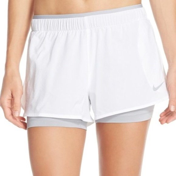 9158eda4d34b Nike Pants - Nike  Full Flex 2-in-1 2.0  Training Shorts