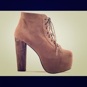 Jeffrey Campbell Shoes - Jeffrey Campbell Lita Suede Bootie
