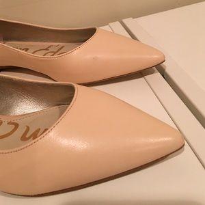 8d30454a1 Sam Edelman Shoes - Sam Edelman rae nude pointed toe dress flat