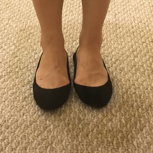 54 h m shoes h m black flats from joan s closet on