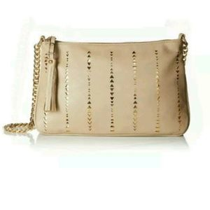 Dolce Girl Handbags - 🎉SALE🎉Dolce Girl, metallic perforated crossbody