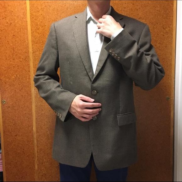 fc29d7c0 Hugo Boss Suits & Blazers | Bertolucci Us Silkwool Blazer Size 38s ...