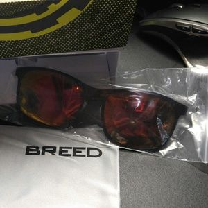 Breed Other - Breed Sunglasses -Halley 034BK
