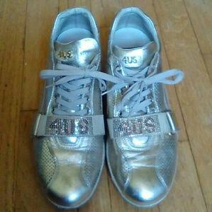Paciotti Shoes - Final Sale, BUNDLE Paciotti Gold Metallic Sneakers