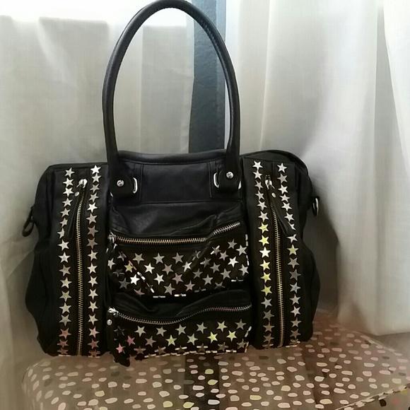 imoshion Handbags - Imoshion Star Handbag Purse c79babde7b