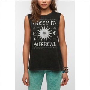 Urban Outfitters keep it surreal graphic tshirt