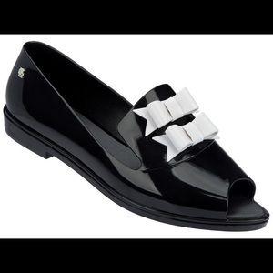 Melissa Shoes - Melissa + Karl Lagerfeld Flat