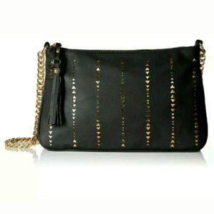 Dolce Girl Handbags - 💰SALE💰DOLCE GIRL Metallic Perforated Crossbody