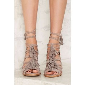 Jeffrey Campbell Shoes - LF Jeffrey Campbell Linares Heels / Sandals