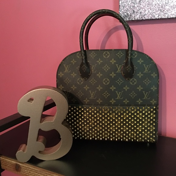 9f2f401c731 NFS Christian Louboutin Louis Vuitton Shoppingtote