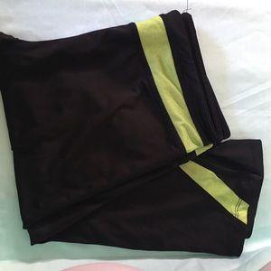 Game Time Pants - Capri
