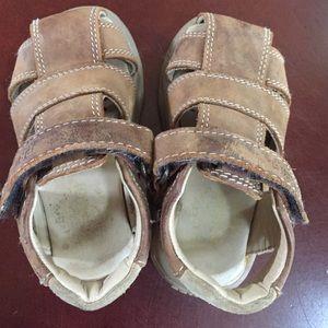 Primigi Other - Primigi brand leather toddler sandals.