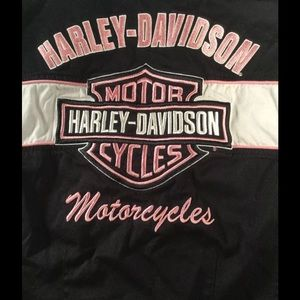 Harley Davidson Garage Women Shirt Top