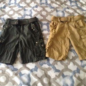 Other - Boys shorts and 3puma shirts Bundle