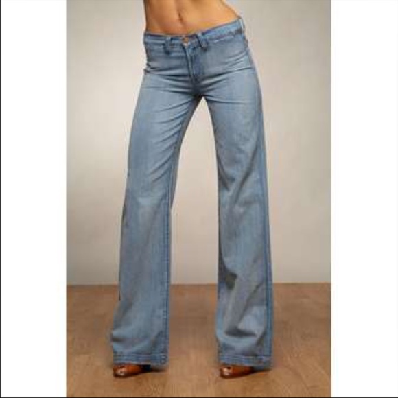 82% off J Brand Denim - NWT J Brand Malik wide leg from J's closet ...