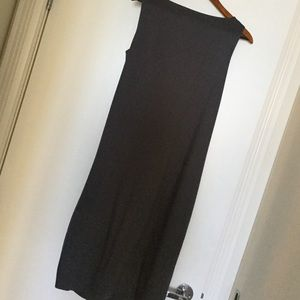 MaxMara Dresses - MaxMara gray / cream patterned versatile dress.