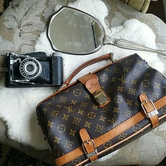 d64da298646 Vintage Louis Vuitton doctor's bag