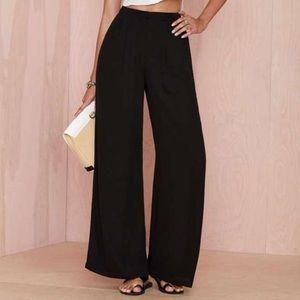 Mossimo Supply Co. Pants - Black palazzo pants