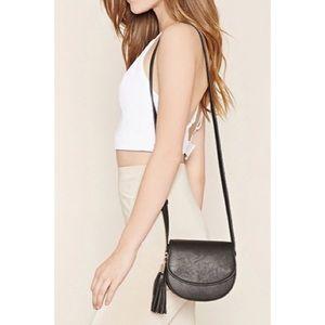 Handbags - | saddle crossbody purse |