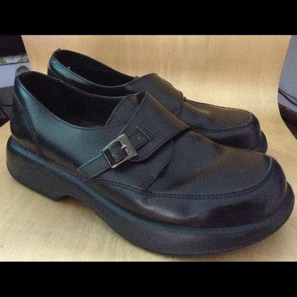 78% off Dansko Shoes - Dansko Oxford Clog with Buckle size 42 from ...