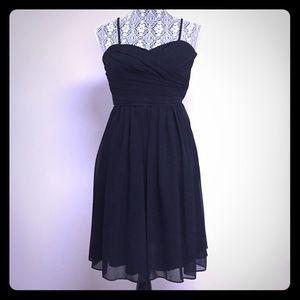 Monique Lhuillier Dresses & Skirts - Stunning Black Cocktail Dress