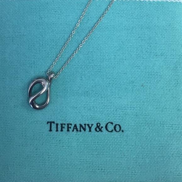 0ae422a1df306 Tiffany & Co. Elsa Peretti Open Wave Necklace