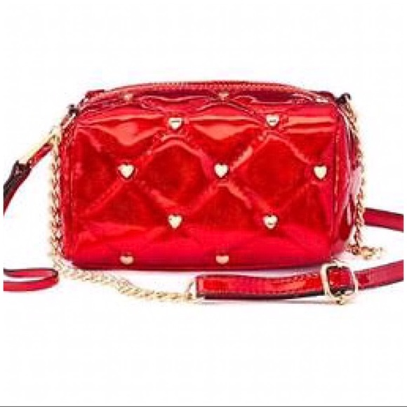 4024aaac6ea Juicy Couture Bags   Red Patent Mini Crossbody Bag   Poshmark