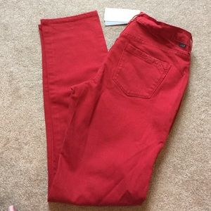 Jag Jeans Denim - Red JAG Jeans. Nwt
