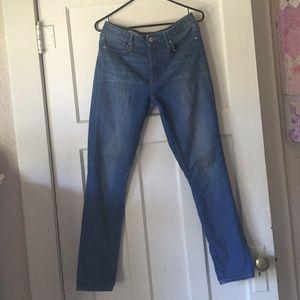 Gap High Rise Jeans