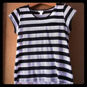 Striped Tee by Converse