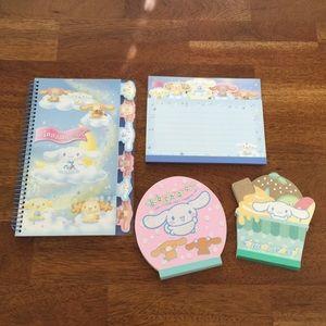 Sanrio Hello Kitty Note Pad Small Bundle