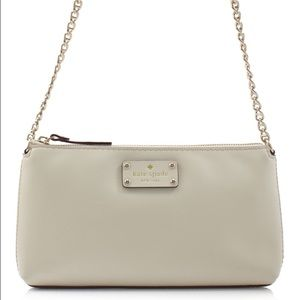 Kate Spade Wellesley Byrd Bag in White