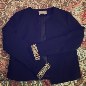 H&M embellished jacket