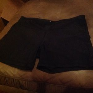 Other - Work out shorts with hidden key sipper pocket