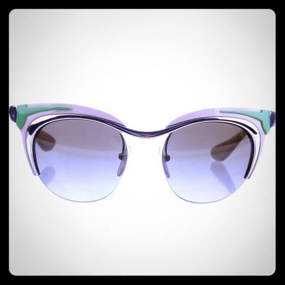 0d53cfab6f14e 🎉Prada Dixie Sunglasses - New!