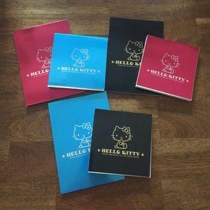 Sanrio Hello Kitty Note Pad Bundle