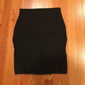 WOW couture Dresses & Skirts - NWT. WOW COUTURE black skirt