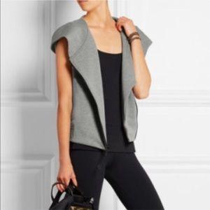 Nike hooded vest small tech fleece