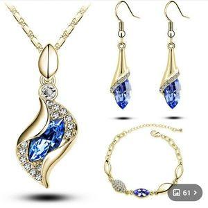 Fashion jewelry set NWOT