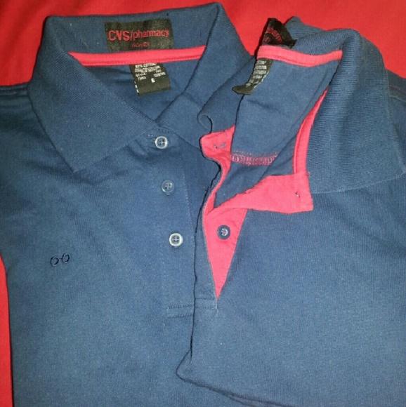 cvs tops two pharmacy shirts poshmark