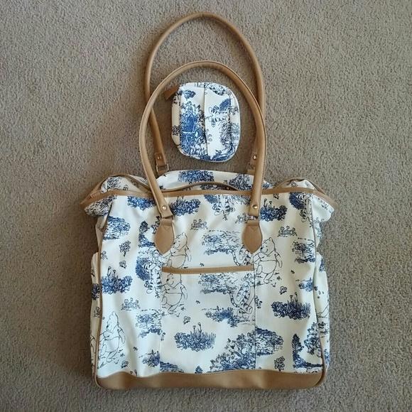 Disney Bags Sale Large Winnie The Pooh Travel Bag Poshmark