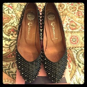 Jeffrey Campbell Shoes - Jeffrey Campbell studded heels